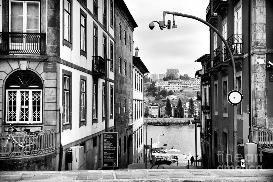 View Across The Douro Photograph