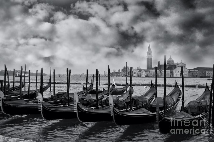 View Of San Giorgio Maggiore Venice Photograph