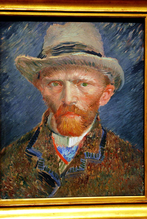Vincent Van Gogh. Photograph