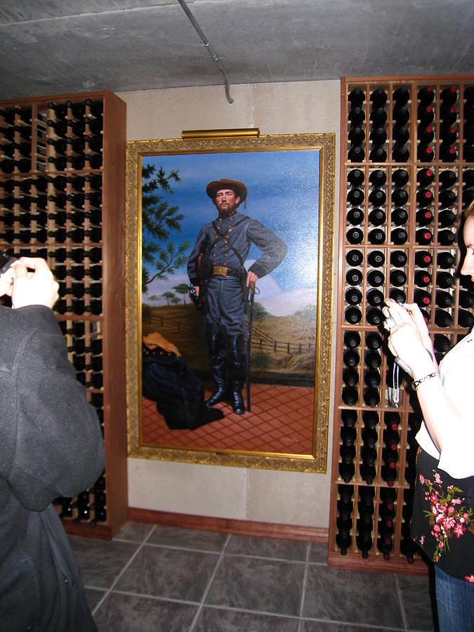 Vineyards In Va - 121273 Photograph