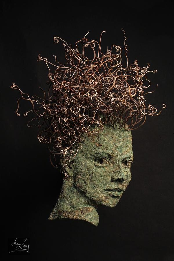 Vino Sculpture
