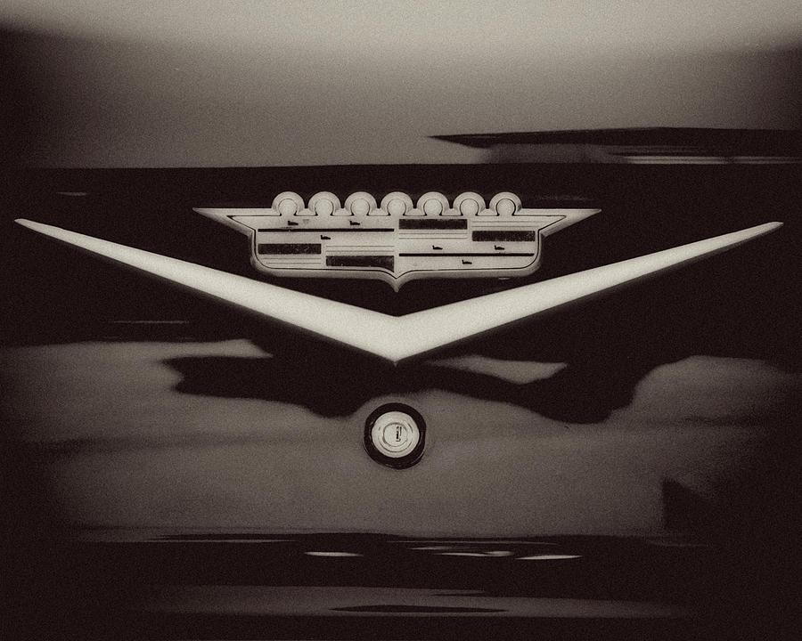 Vintage Cadillac Emblems