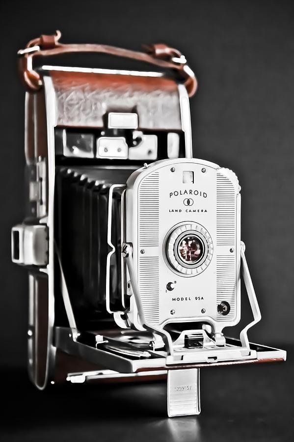 Vintage Camera Photograph