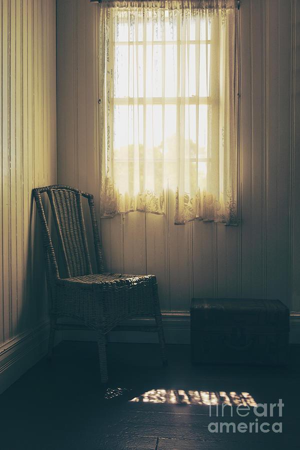 Interior Photograph - Vintage Charm by Margie Hurwich