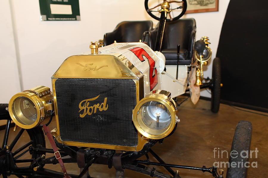 Vintage Ford Model T Racer 5d25613 Photograph