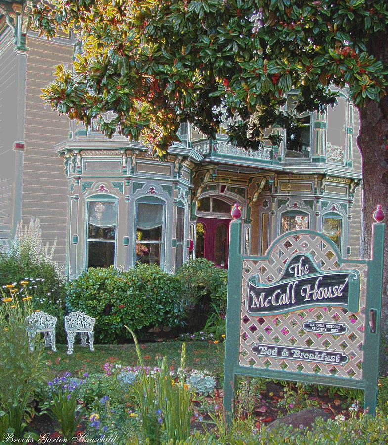 Vintage Inn Photograph