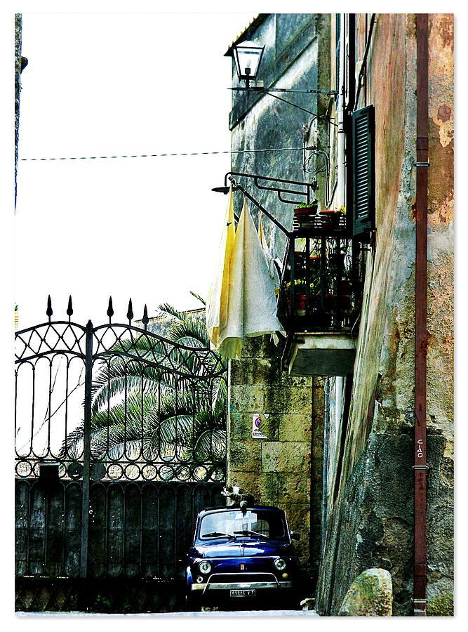 Vintage Italia #2 Photograph