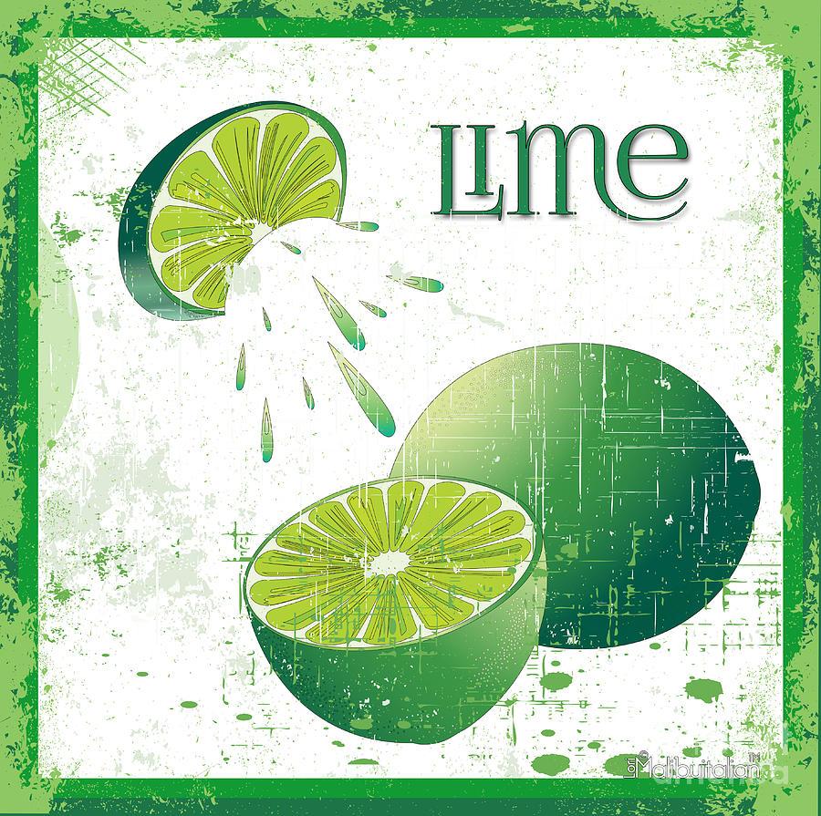 Vintage Lime 65