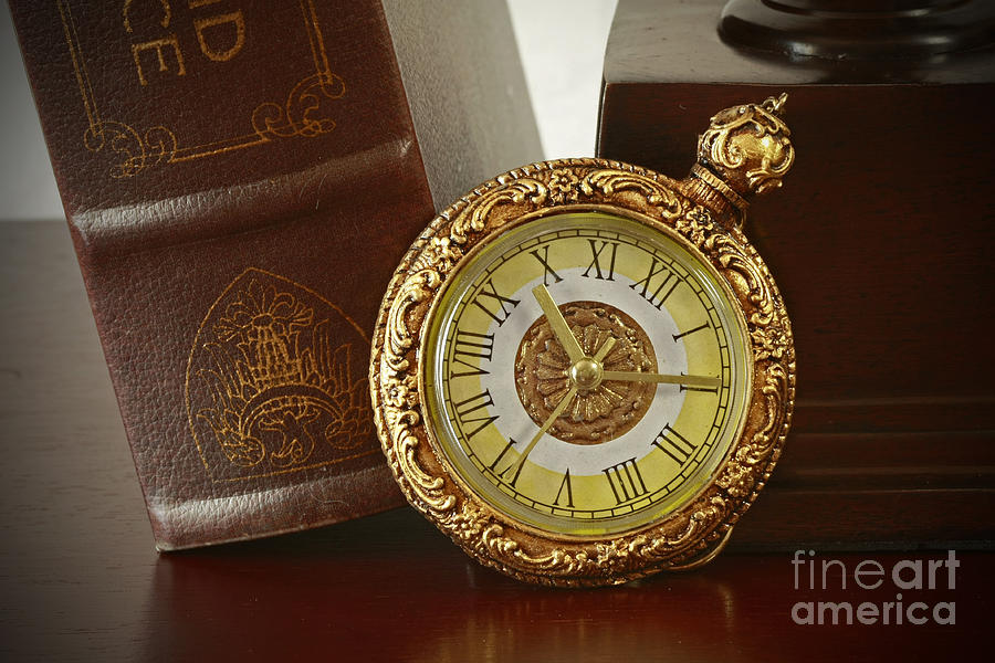 Vintage Moments In Time Photograph  - Vintage Moments In Time Fine Art Print