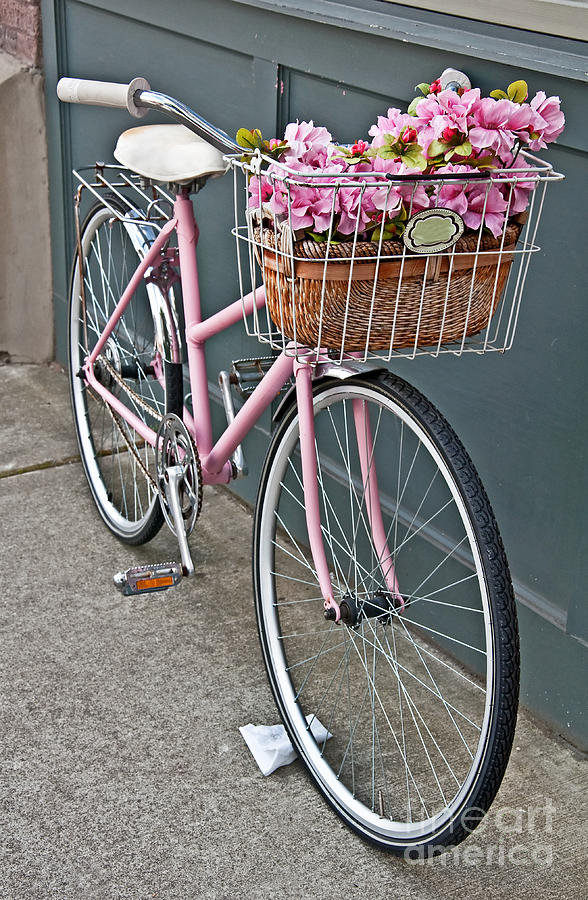 Vintage Bicycle Basket 104