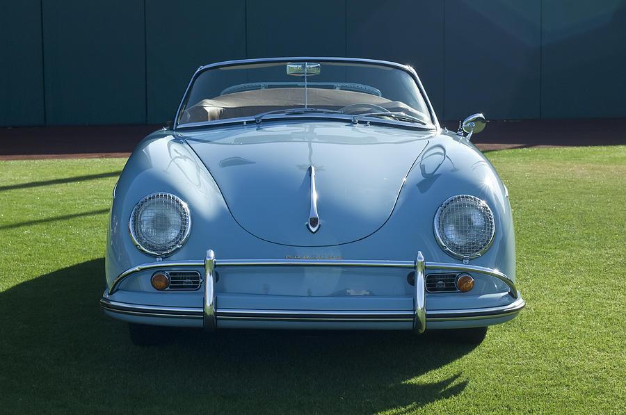 Porsche Photograph - Vintage Porsche by Jill Reger