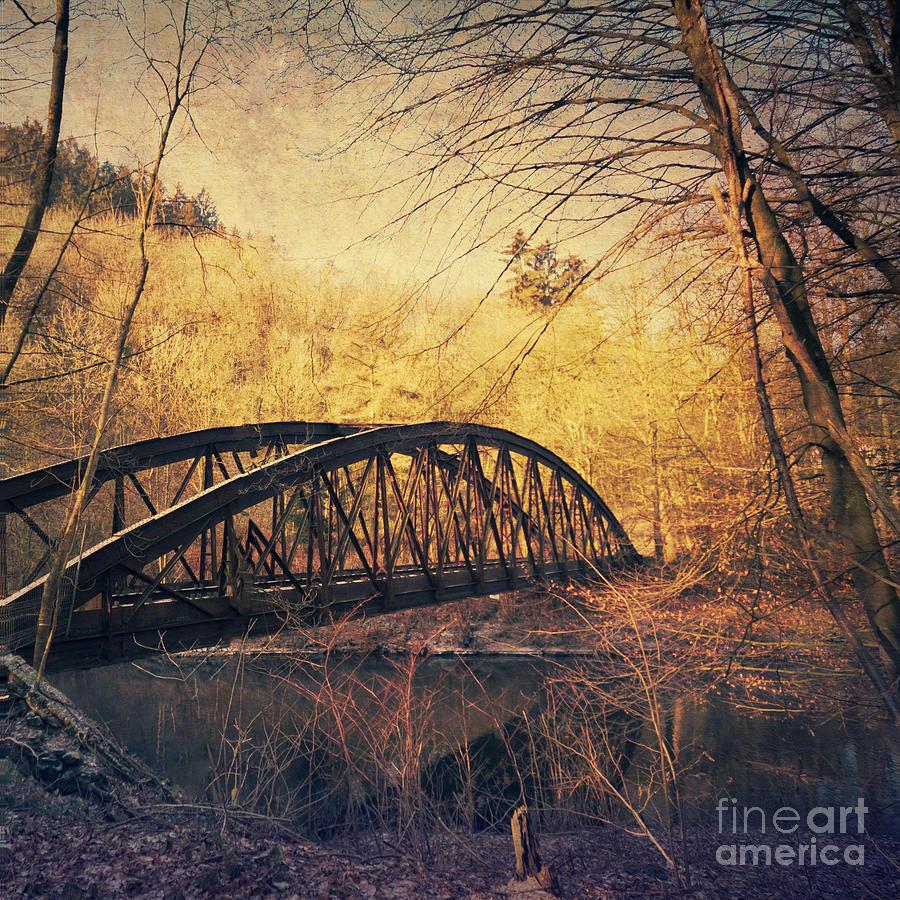 Vintage Rust Photograph