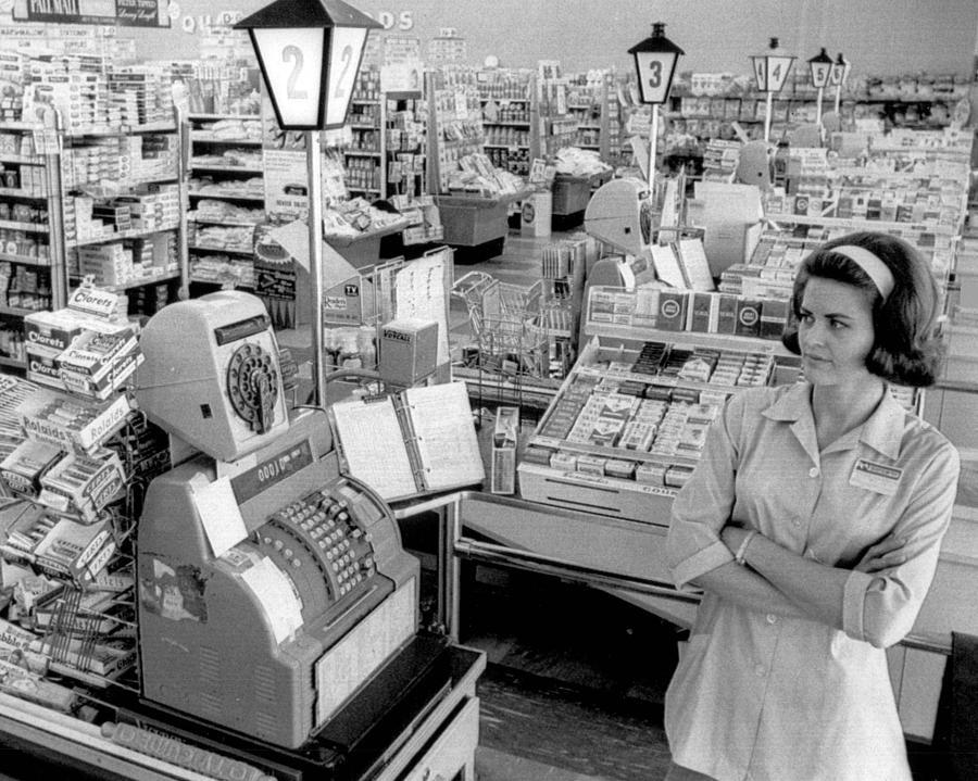 Vintage Supermarket Vintage #04 Fine Art Print Photograph