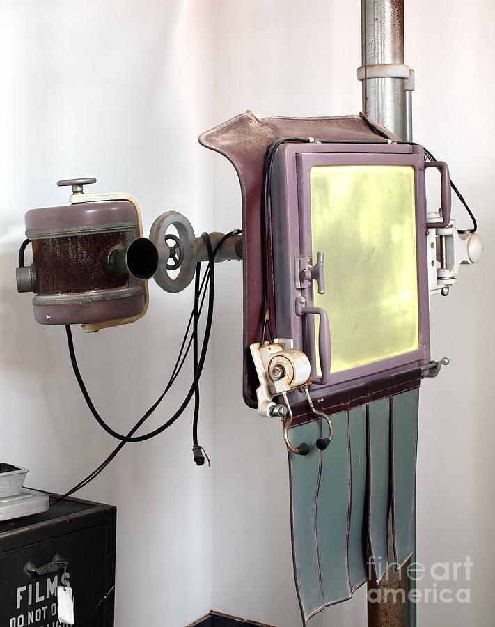 You vintage x ray machine
