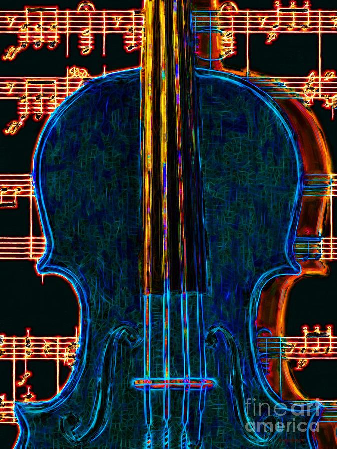 Violin - 20130128 Photograph