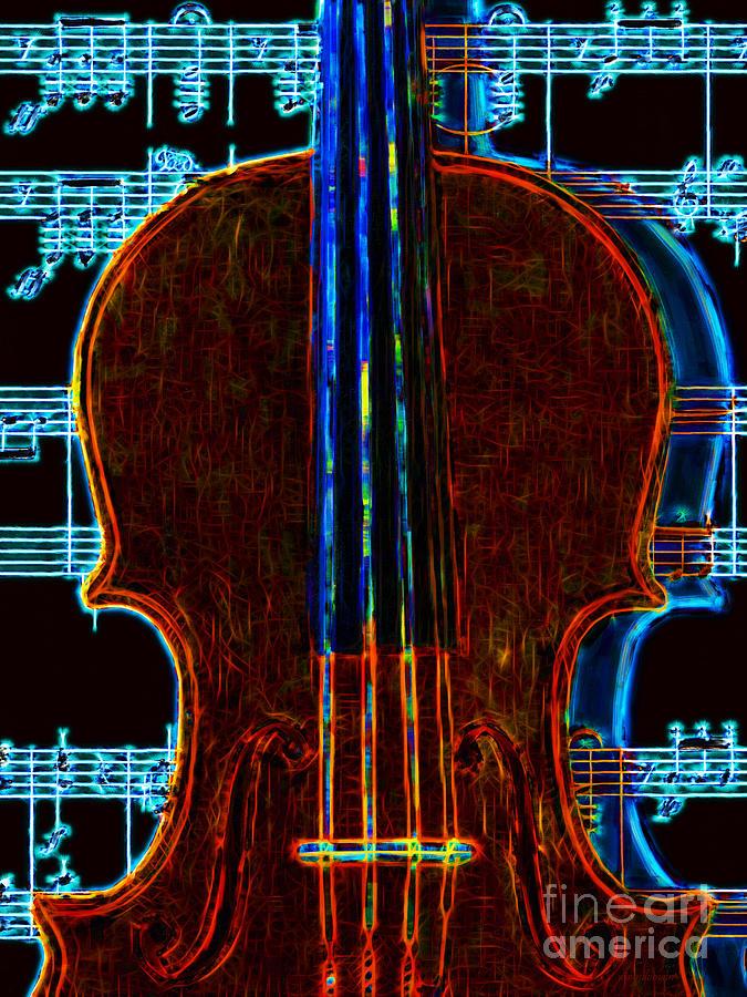 Violin - 20130128v1 Photograph