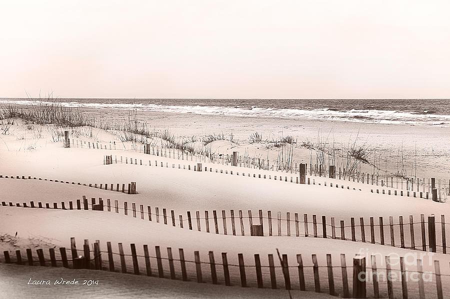 Virgina Beach Vacation Memories Photograph