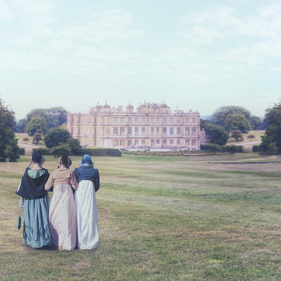visiting Mr Darcy Photograph  - visiting Mr Darcy Fine Art Print