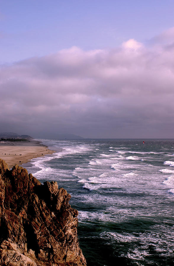 Vista Del Mar San Francisco Photograph