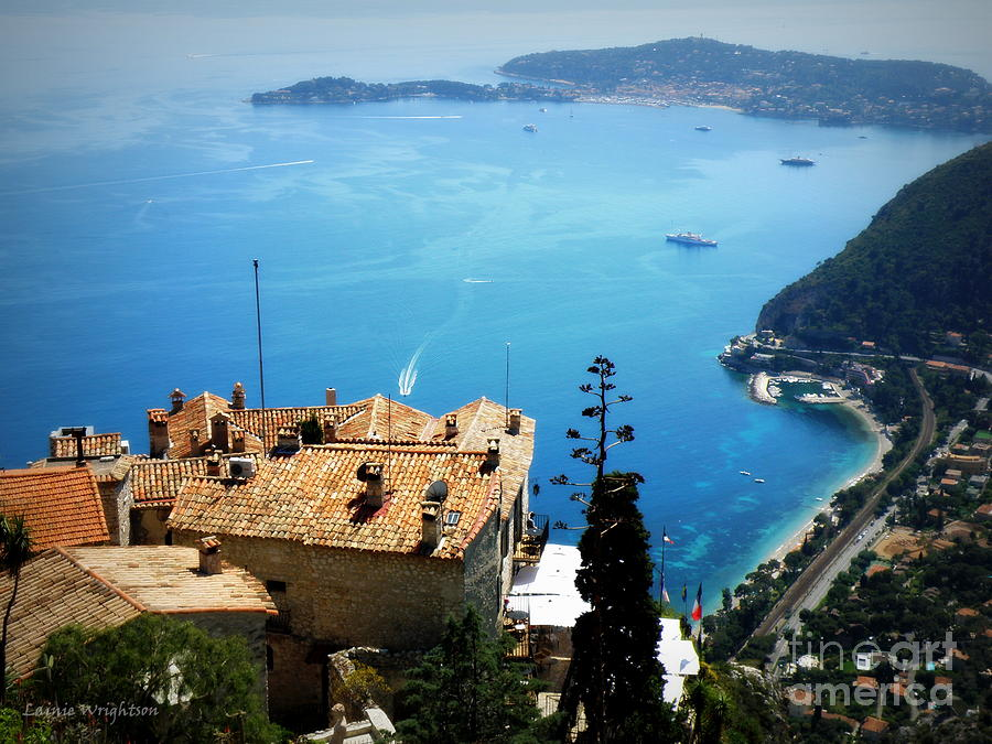 Vista From Eze Photograph