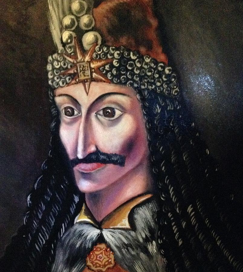the relationship between dracula and vlad impaler