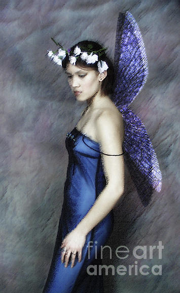 Vogue Fairy Photograph