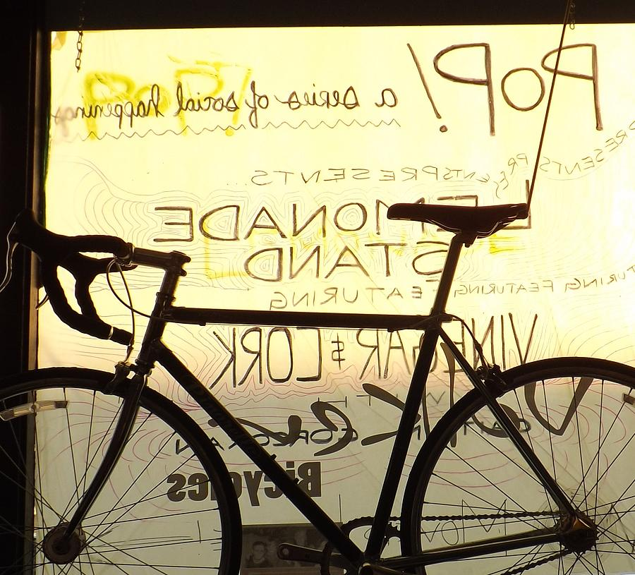 Volker Bicycles Photograph