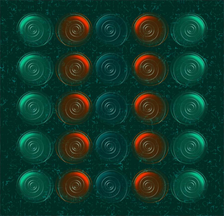 Vortices Digital Art