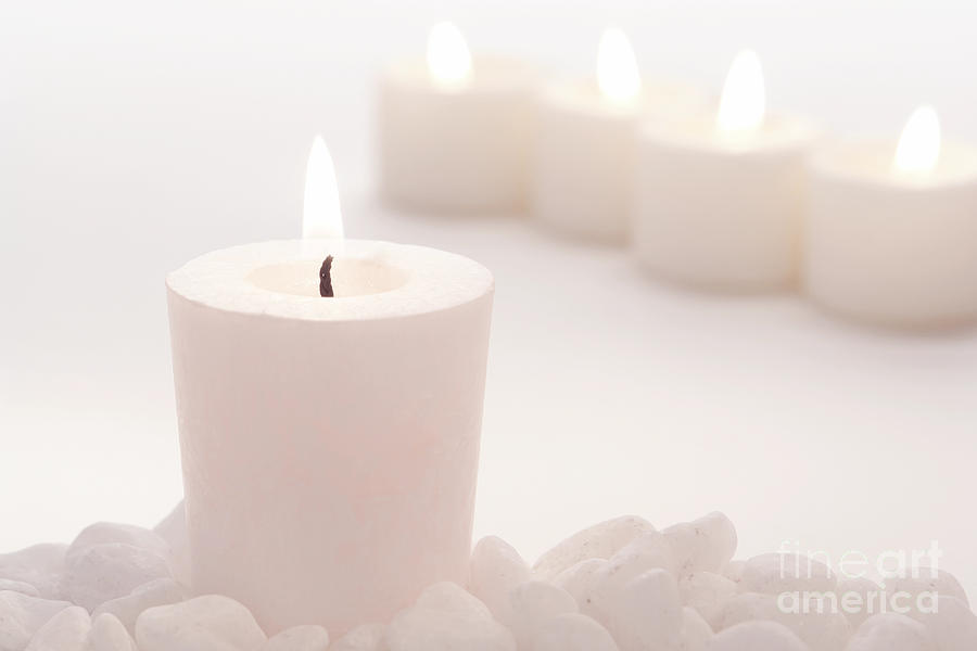 Votive Candle Photograph