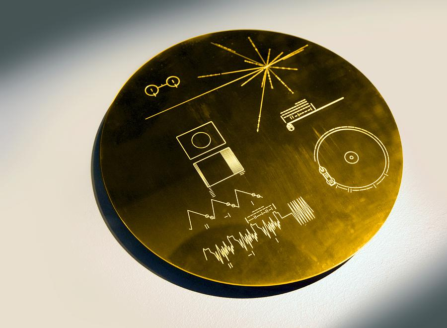 voyager 2 plaque diagram - photo #27