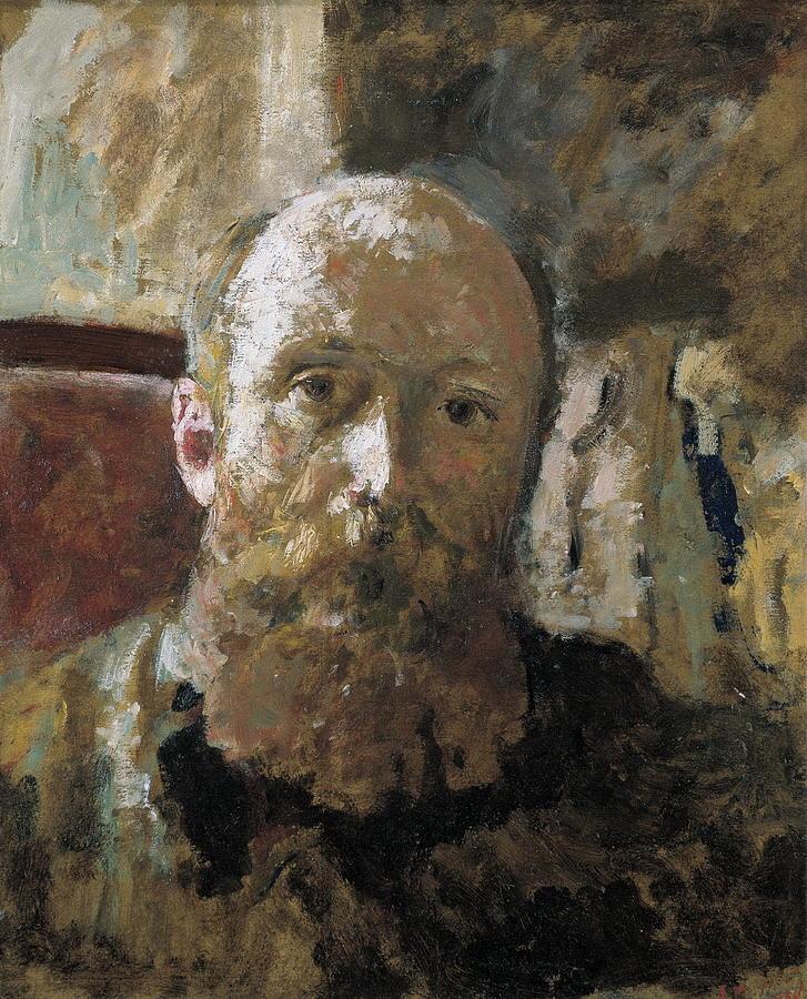 Vuillard, Edouard 1868-1940 Photograph