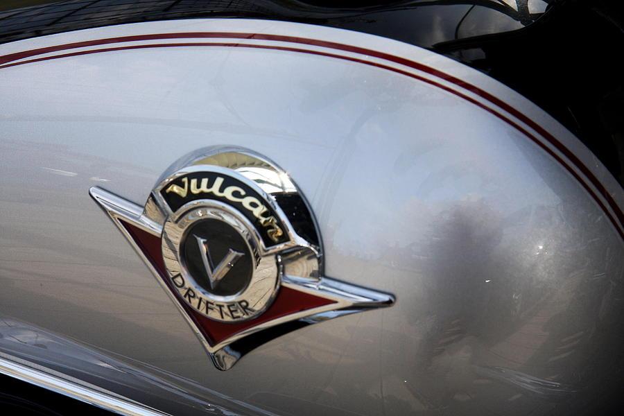 Vulcan Drifter Emblem Photograph