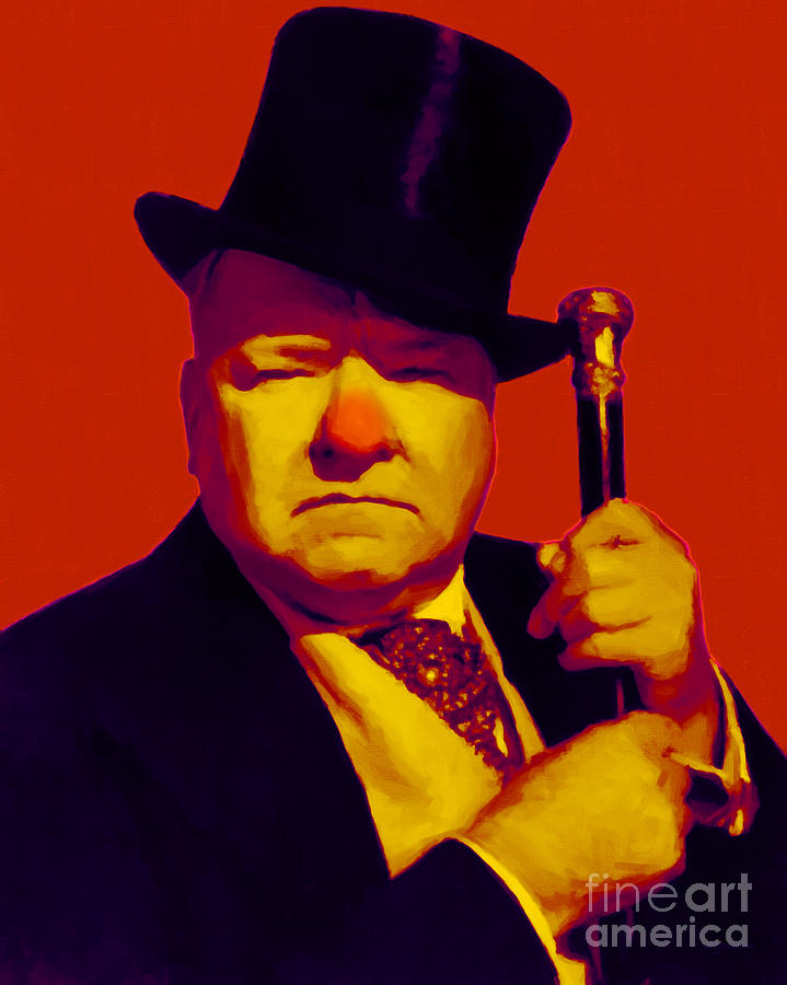 W C Fields 20130217p50 Photograph  - W C Fields 20130217p50 Fine Art Print