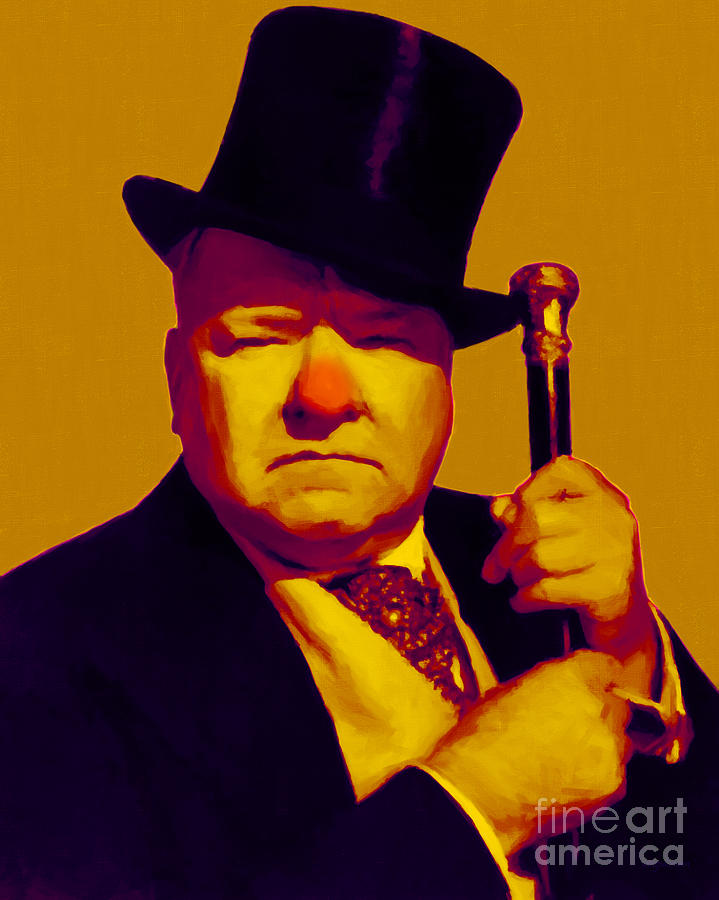 W C Fields 20130217p80 Photograph  - W C Fields 20130217p80 Fine Art Print