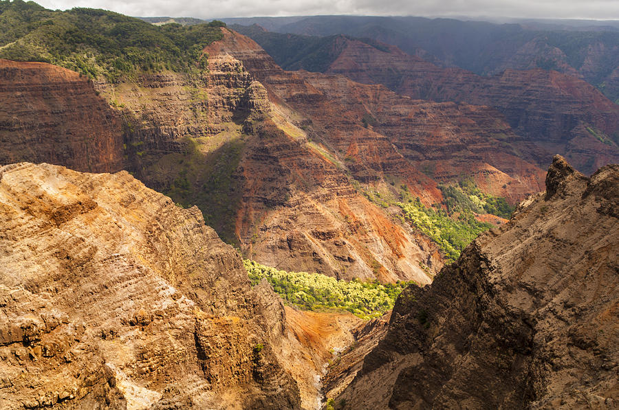 Waimea Canyon 4 Photograph