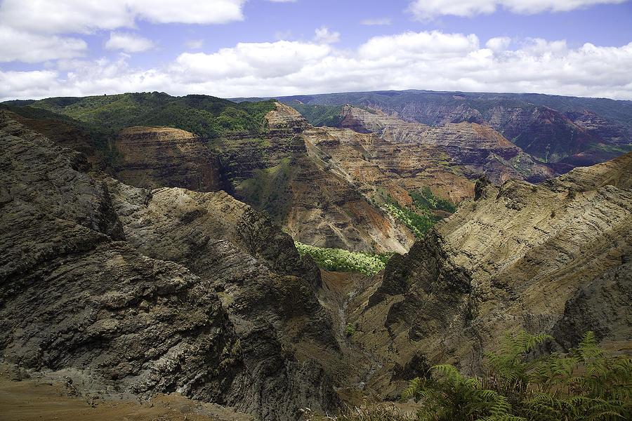 Waimea Canyon2 Photograph