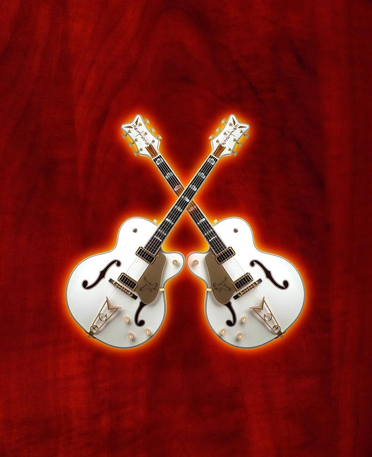 Waite Gretsch Digital Art  - Waite Gretsch Fine Art Print