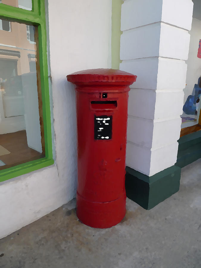 Mailbox Photograph - Waiting For Your Letter by Richard Reeve