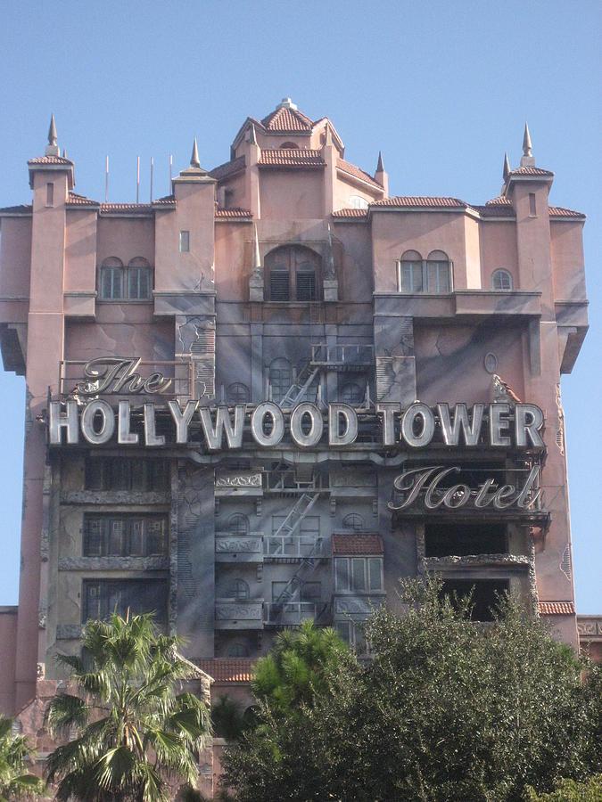 Walt Disney World Resort - Hollywood Studios - 121225 Photograph