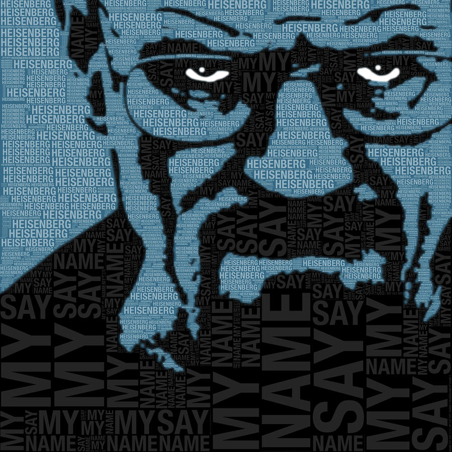 Walter White Heisenberg Breaking Bad Painting  - Walter White Heisenberg Breaking Bad Fine Art Print