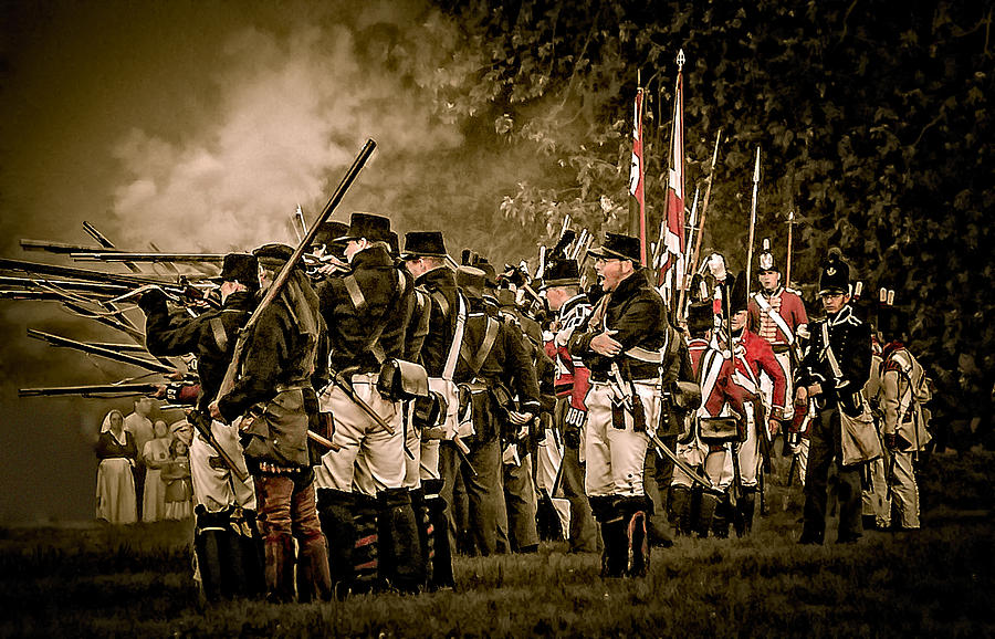 War Of 1812 Photograph