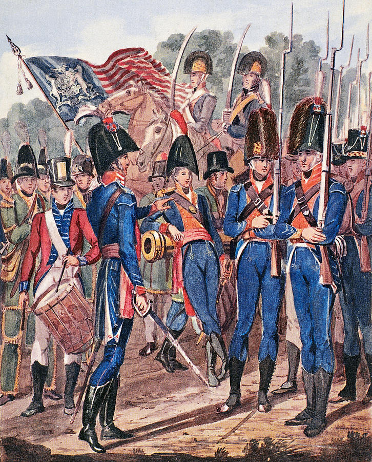 an overview of the american war of 1812 The war of 1812: an overview here's the pbs documentary on the war of 1812 learn more about our first flag from the smithsonian museum of american history.
