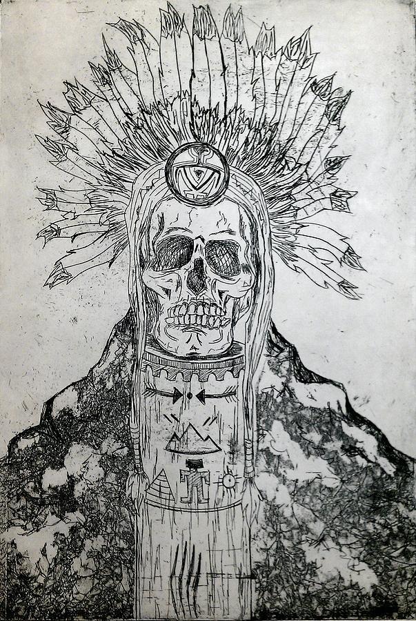 Evil Spirits Demons Drawings