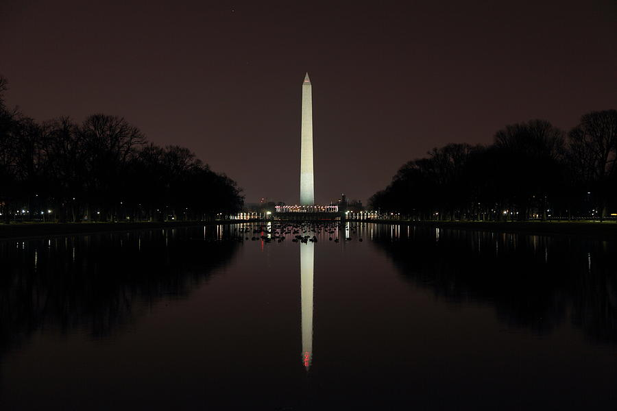 download image washington monument at night pc android iphone and