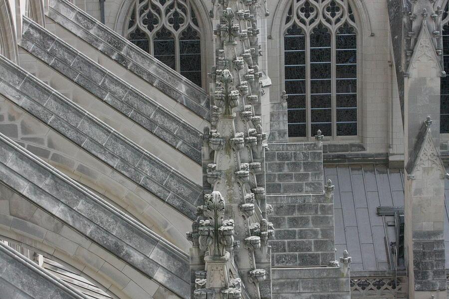 Washington National Cathedral - Washington Dc - 0113111 Photograph