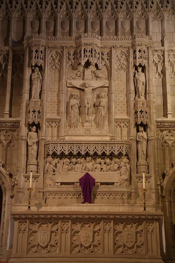 Washington National Cathedral - Washington Dc - 011324 Photograph