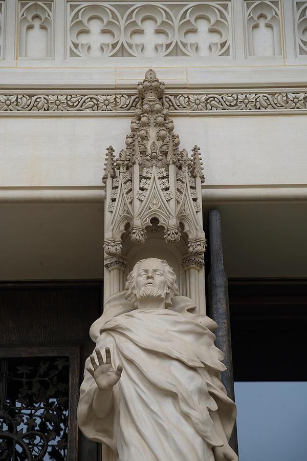 Washington National Cathedral - Washington Dc - 011343 Photograph