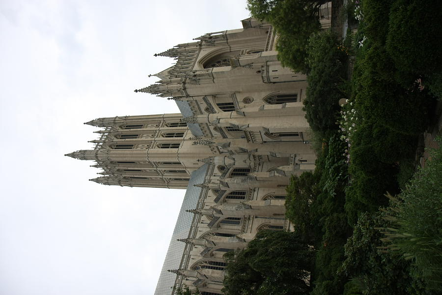 Washington National Cathedral - Washington Dc - 011350 Photograph