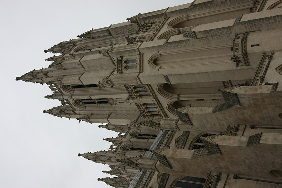 Alter Photograph - Washington National Cathedral - Washington Dc - 011357 by DC Photographer