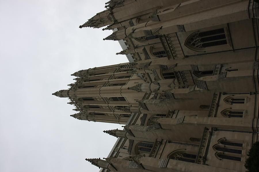 Washington National Cathedral - Washington Dc - 011368 Photograph